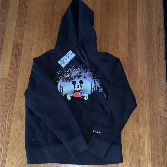 American Eagle M Disney Mickey sweatshirt nwt